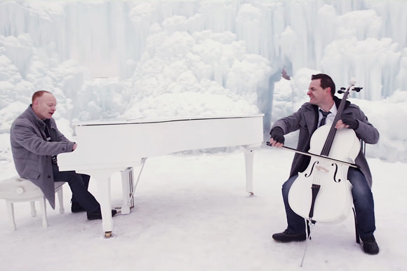 The Piano Guys Let it Go アナと雪の女王
